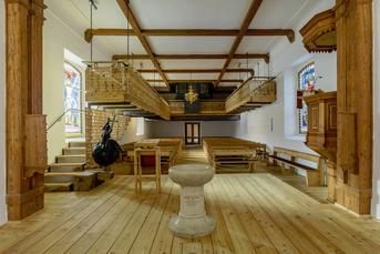 Evangelische Kirche, Mitterbach