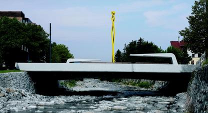 Sägerbrücke, Dornbirn